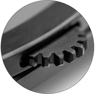 Gear Design For Rotating PRO CPL