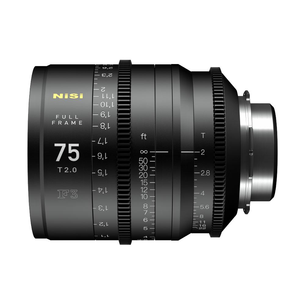 F3 75mm T2.0