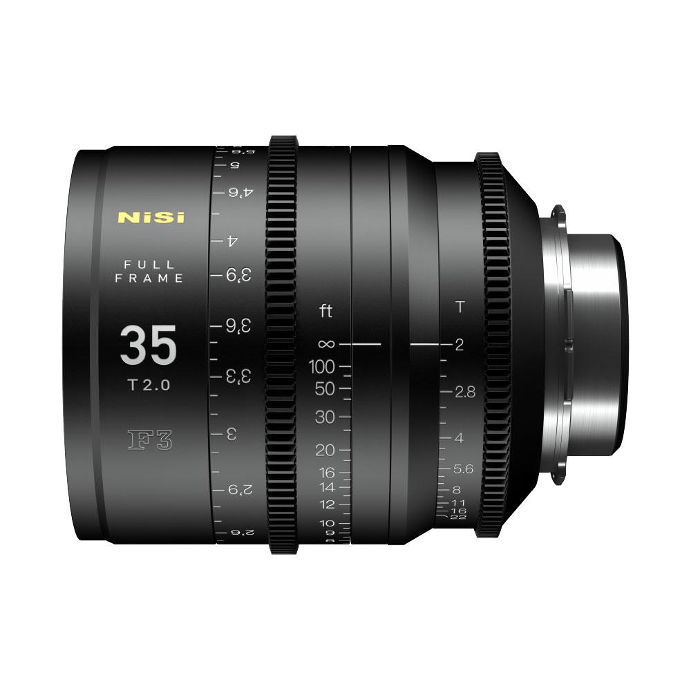 F3 35mm T2.0