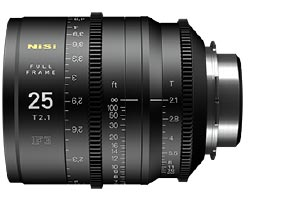 NiSi F3 Cinema Lens Kit