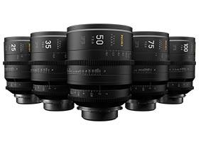 NiSi F3 Prime Set Camera Lens