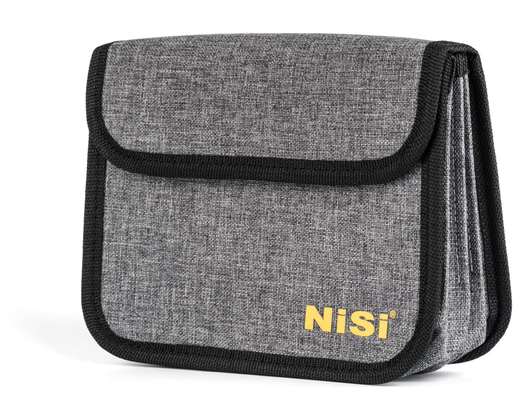 100mm square Filter Pouch