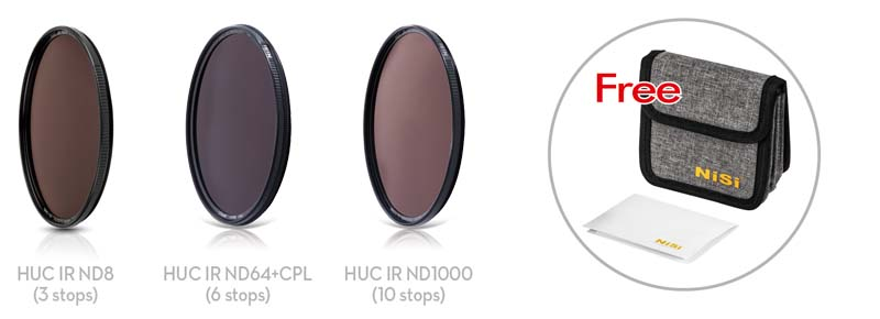 Circular ND Filter Kit include