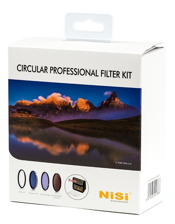 Circular Professional Filter Kit