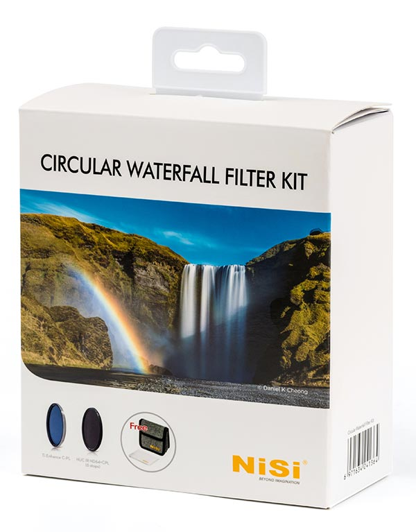 Circular Waterfall Filter Kit