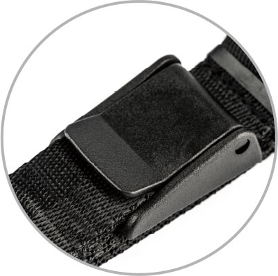 Adjustable cross-body sling strap