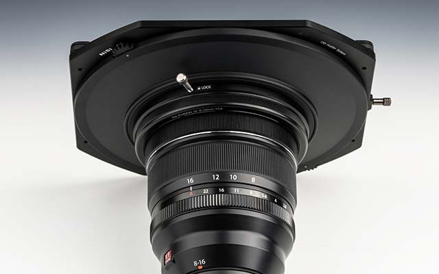 NiSi S5 for Fujinon XF 8-16mm f/2.8