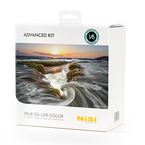 NiSi V6 100mm ADVANCED Kit