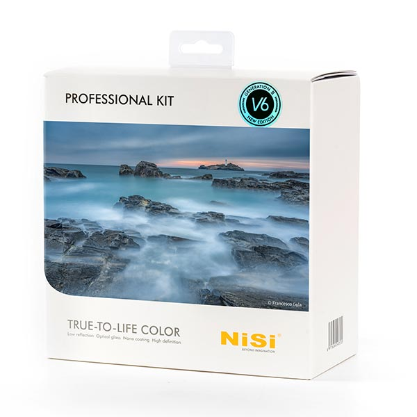 NiSi V6 100mm PROFESSIONAL Kit