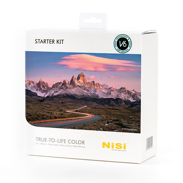 NiSi V6 100mm STARTER Kit