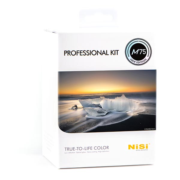M75 100mm filter holder professional kit