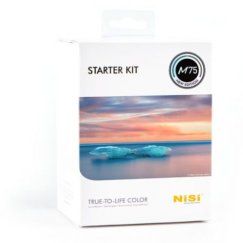 M75 100mm filter holder starter kit